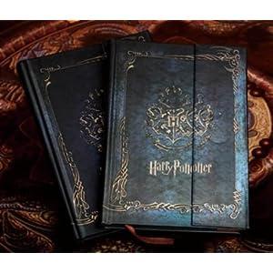Harry Potter LIVESOFWINSORS rasch libro agenda Diario Planner Notebook Notepad 7