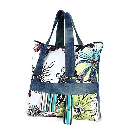 Mme sac de toile/sac à bandoulière coréenne-A A