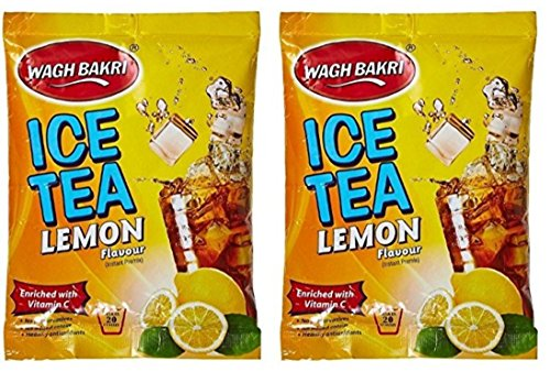 Wagh Bakri Lemon Ice Tea, 250g ( Pack Of 2 )