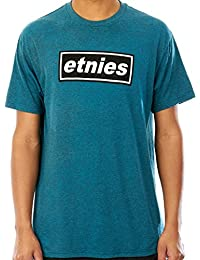 Tee shirt Etnies Alternative Bleu-Gris