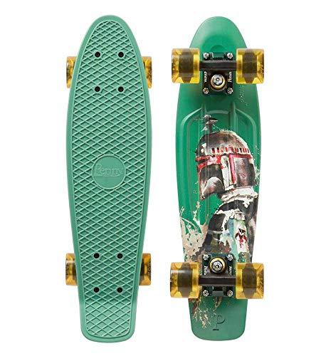 Penny Skateboards x Star Wars Cruiser Komplettboard Boba Fett 22
