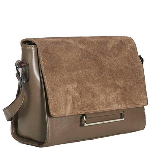 Cherry paris- LONDON- Sac besace- femme taupe
