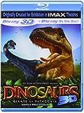 IMAX-Dinosaurs; Giants of Patagonia 3D (Blu-ray + Blu-ray 3D)