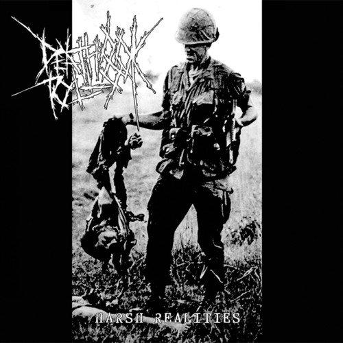 Death Toll 80k: Harsh Realities [Vinyl LP] (Vinyl)