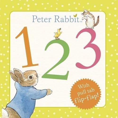 Peter Rabbit 123