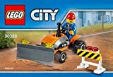 Lego City 30353 Baustellentraktor Polybag 2017 Neu Ovp