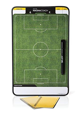 SKLZ Lavagna Magnetica per allenatori a forma di campo da calcio
