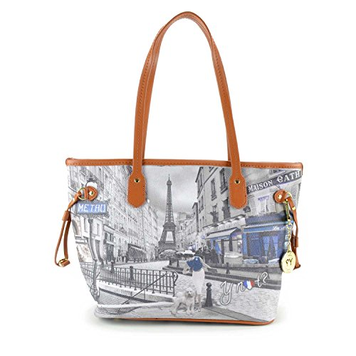 Borsa Shopping media Y Not - G336 Metro Parisienne