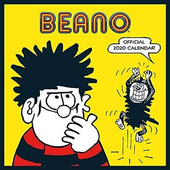 Beano 2020 Calendar - Official Square Wall Format Calendar
