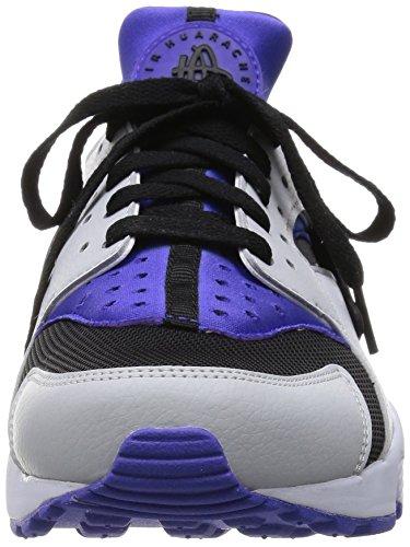 Nike Violet Herren Nike Herren Black White Air Huarache Sneakers gz6xqf