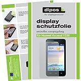 dipos I 2X Schutzfolie matt passend für Huawei Ascend Y330 Folie Displayschutzfolie