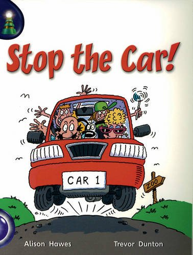 Lighthouse Yr1/P2 Blue: Stop The Car ( 6 pack)