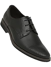 Tresmode Mens Leather Laceup Derbys
