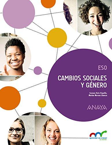 Cambios Sociales y Género. (Aprender es crecer en conexión) - 9788469816851