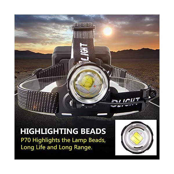 bright head torch