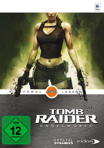 Tomb Raider: Underworld – [Mac]