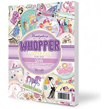 Cute /& Cuddly Whopper Topper Pad Hunkydory