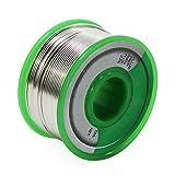 Hseamall 0.6mm senza piombo saldatura Wire sn99.3cu0.7Rosin Core saldatura filo per saldatura elettrica 100g
