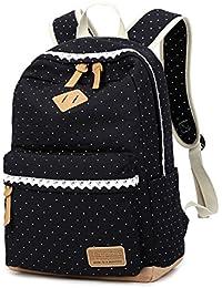 Bolsos mujer Lona y Amazon Bolsos mochila es para Zapatos qYBnwwFESx