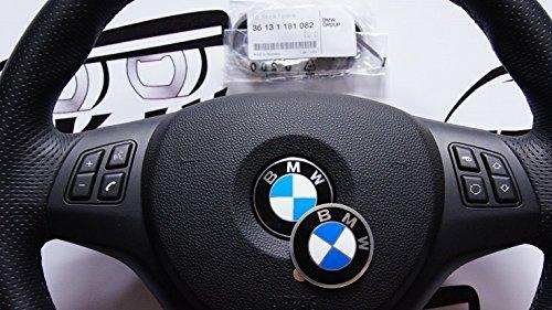 36131181082 - Pegatina emblema BMW volante, 45 mm