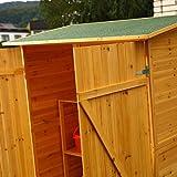 XXL HOLZ Gerätehaus Geräteschuppen Gartenschrank Geräteschrank Gartenhaus -
