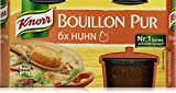 Knorr Bouillon Pur Huhn Brühe 6 x 28g