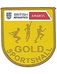 Secondary Sportshall Awards - Gold Badge
