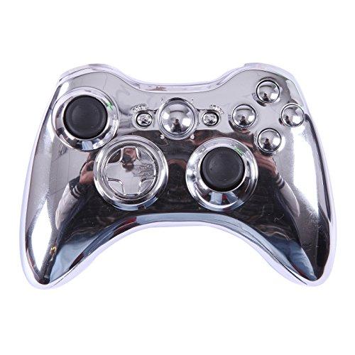 HDE Ersatz Xbox 360Controller Shell Cover & Tasten (Shell Xbox Und 360-controller)