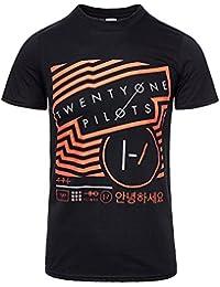 Twenty One Pilots Herren T-Shirt schwarz schwarz