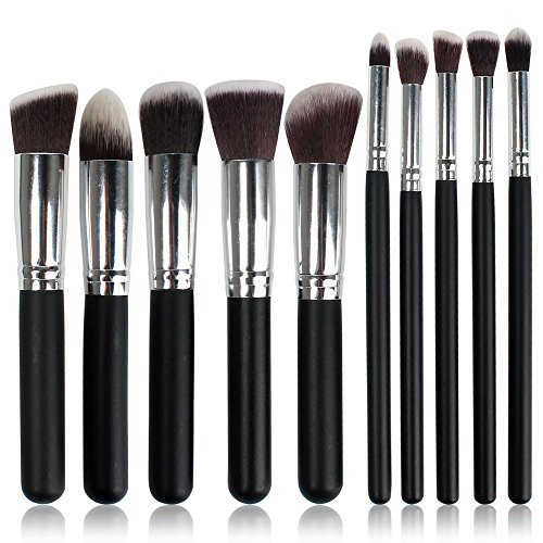 Makeup Brushes 10pcs Premium Makeup Brush Set