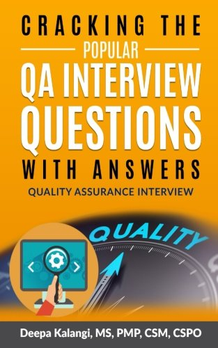 Free Download [PDF] Cracking The Popular QA Interview Questions with