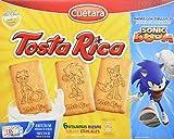 Cuétara Tosta Rica - Galletas, 570 g