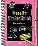 Kreativ-Kratzelbuch: Prinzessinnen