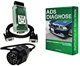 ADS Diagnose Interface für BMW OBD1 OBD2 EDIABAS INPA Diagnosegerät