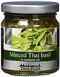 Thai Pride Basilikum gehackt in Sojabohnenöl, 4er Pack (4 x 175 g)