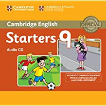 Cambridge English Young Learners 9 Starters Audio CD: Authentic Examination Papers from Cambridge English Language Assessment-