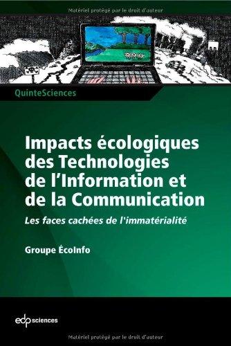 Les impacts écologiques des Technologies de l'Information et de la Communication