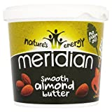 Meridian Smooth Almond Butter, 1kg
