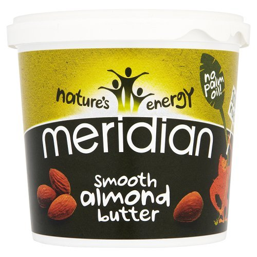 Meridian Smooth Almond Butter, 1kg Test