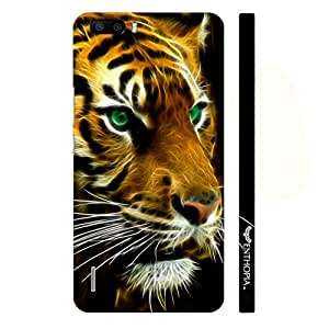 Huawei Honor 6 Plus Lets Prey designer mobile hard shell case by Enthopia