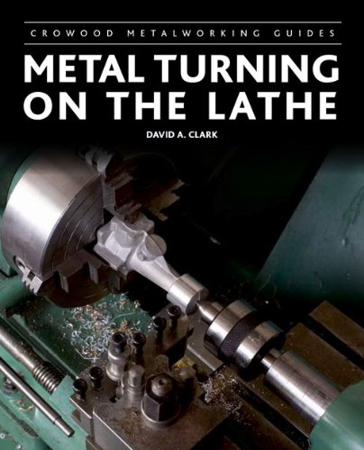 Metal Turning on the Lathe Cover Image