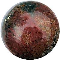 Blutstein Heliotrop Kristall Wahrsagen Wahrsager Ball, 120mm, 2,5kg (BS11) preisvergleich bei billige-tabletten.eu