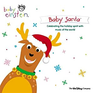 Baby Einstein - Baby Santa: Amazon.co.uk: Music