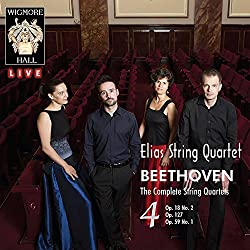 Streichquartette Vol.4-wigmore Hall