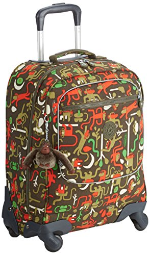 Kipling - LICIA - Zaino - Monkey Frnds Kh - (Multi color)