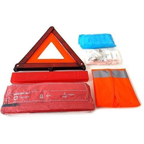 Preisvergleich Produktbild Verbandskasten Verbandskasten Warnweste Warndreieck Notfall Unfall Erste Hilfe