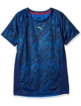 Puma Kinder Gym Allover Tee T-Shirt