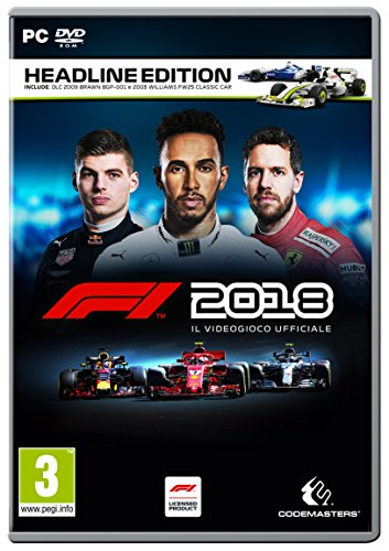 F1 2018 – Headline Edition