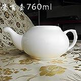 Bezigeorey Weißer Tee Wasserkocher In Hotel Restaurant Restaurant, 760 Ml Adler Mund Pot