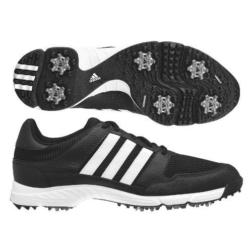 adidas Herren Golfschuhe Mehrfarbig Silver/White, Weiß - Weiß - Größe: 44